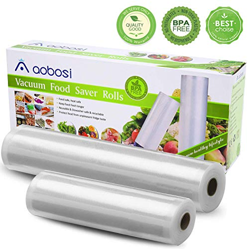 Aobosi Vacuum Sealer /5 In 1 Automatic Food Sealer Machine for Food Saver and Preservation with...