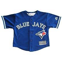 Toronto Blue Jays Baby Replica Cool Base Alternate Jersey