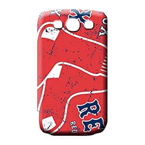 samsung galaxy s3 phone carrying cases High Quality covers High Grade boston red sox mlb baseball