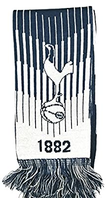 Tottenham Hotspur double sided scarf