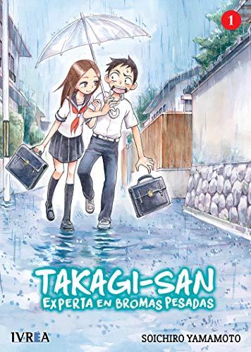 Takagi San Experta en bromas Pesadas: 1 por Sichiro Yamamoto,Gustavo Alvarez