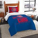 The Northwest Company Chicago Cubs Twin Comforter Set