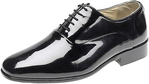 Montecatini Men's Patent Leather Oxford