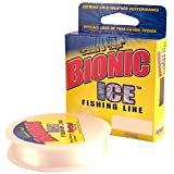 Northland BI125-2-CL 125-Yard Bionic Ice Line, 2-Pound, Clear