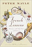 French Lessons, Peter Mayle, 0375431195