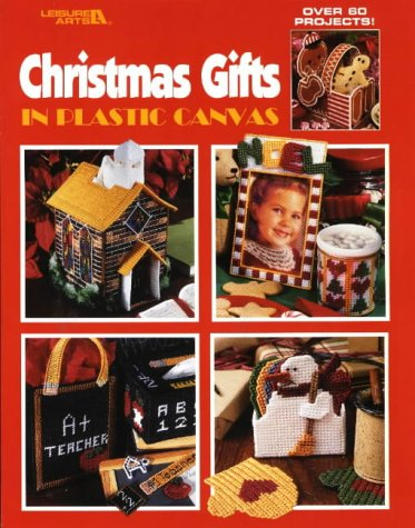 Read Online Christmas Gifts in Plastic Canvas (Leisure Arts #1851) (Plastic Canvas Library) pdf