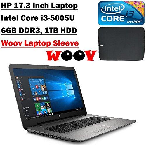 HP Flagship 17.3-Inch HD Backlit keyboard Laptop Notebook...