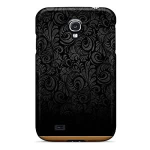 Galaxy S4 Case Cover With Shock Absorbent Protective WnD142DZDv Case