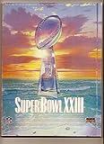 Super Bowl 23 XXIII Official Game Program 49ers Bengals