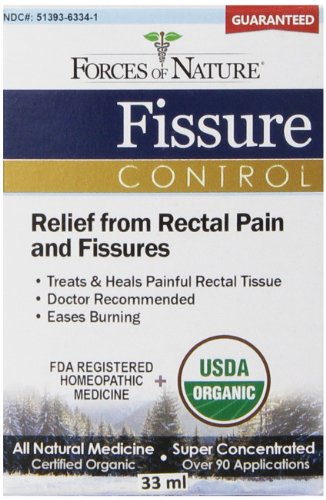 Forces of Nature Fissure Control, 33 ml