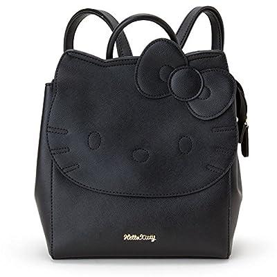 fa03c28b46 YOURNELO Women s Girl s Cute Hello Kitty PU Leather School Backpack Bookbag  ...