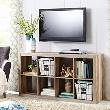 Better Homes And Gardens 8 Cube Organizer (Weathered)