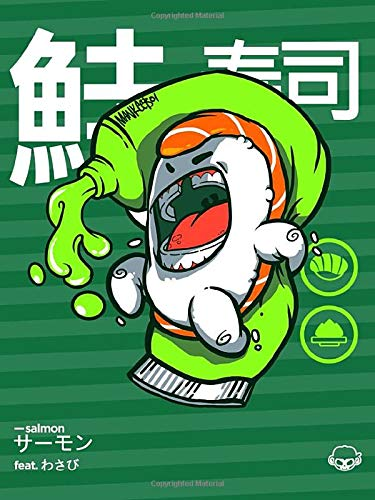 Kawaii Agenda - Salmon Wasabi - MB-KA-010 : A 3 Month Pocket ...