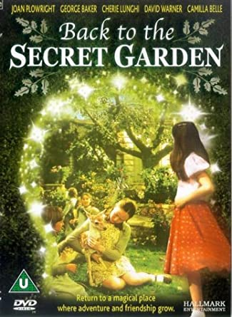 back to the secret garden 1999 dvd - Secret Garden Movie