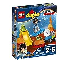 LEGO DUPLO Disney Junior Miles From Tomorrowland Miles' Space Adventures (10824)