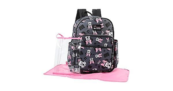 Amazon.com: Disney Minnie Mouse Toss cabeza de impresión ...