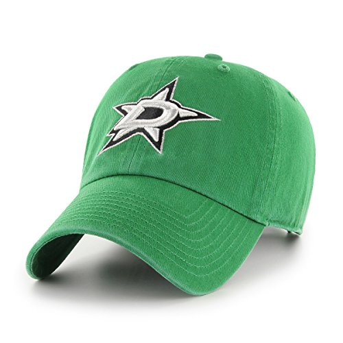 OTS NHL Dallas Stars Men's Challenger Adjustable Hat, Team Color, One Size