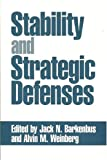 img - for Stability and strategic defenses book / textbook / text book