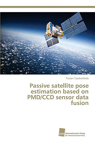 Passive satellite pose estimation based on PMD/CCD sensor data (Super Ccd Sensor)