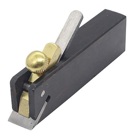 Deemoshop Mini Wood Hand Planer Easy Operated Woodworking Tool