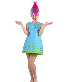 Halloween Party Online Troll Princess Costume, Adult HC-072