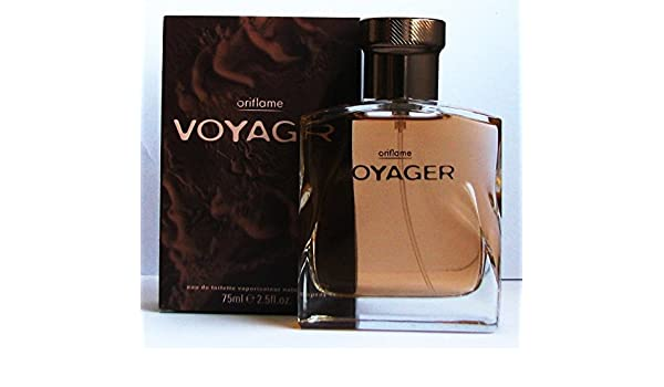 Amazon.com : Oriflame Voyager Eau de Toilette Perfume for Men - 75 ml : Beauty