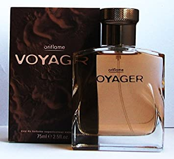 Oriflame Voyager Eau de Toilette Perfume for Men - 75 ml