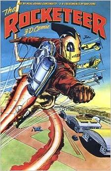 Rocketeer 3-D Comic: Walt Disney Productions, Neal Adams