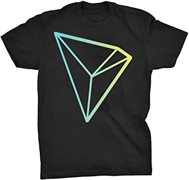 Situen Tron Cryptocurrency T Shirt TRX-81232: Amazon.es: Ropa ...