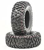 2 New WANDA ATV/UTV Tires 23X8-11 4PR P350 - 10254