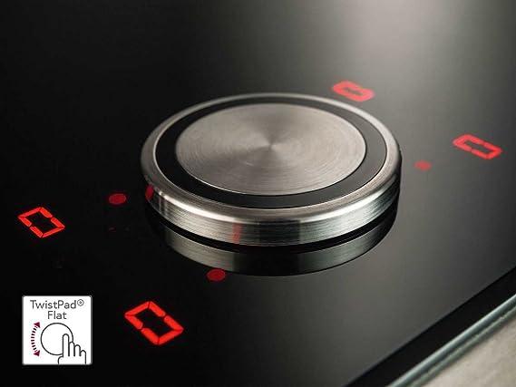 Neff t19tt06 N0 hobs eléctrico/vitrocerámica/vidrio y cerámica/91,80 cm/interfaz de cocina vitrocerámica/vidrio y cerámica/Negro
