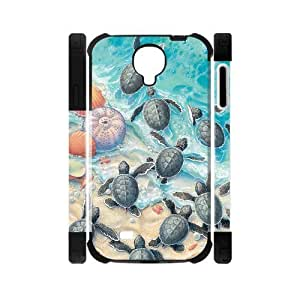 Canting_Good Sea Turtle Custom Dual-Protective Case Shell Skin For Case Iphone 6Plus 5.5inch Cover 3D
