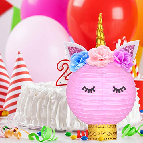 Unicorn Birthday Party Decorations Unicorn Table Centerpieces