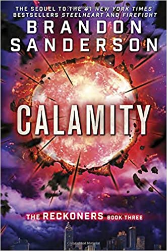 Image result for calamity by brandon sanderson