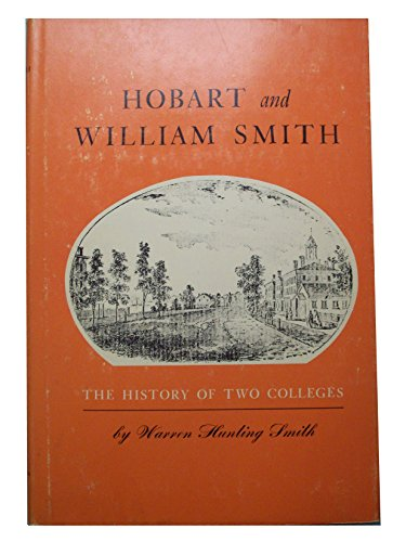 Hobart and William Smith; the history of two colleges