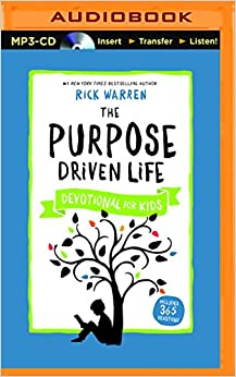 Book The Purpose Driven Life Devotional for Kids