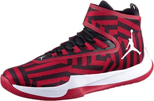Nike Fly Ubegrenset - Aa1282602 Hvit-svart-rød