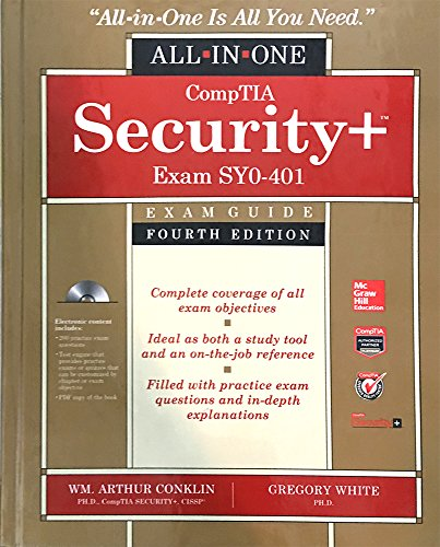CompTIA Security+ All-in-One Exam Guide, Fourth Edition (Exam SY0-401) (Best All In One Computer For The Money)