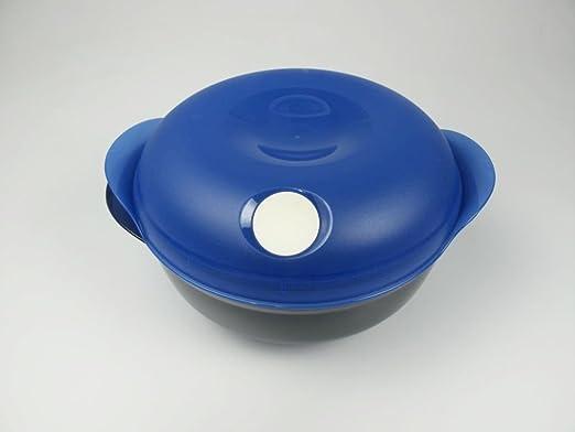 TUPPERWARE Microonda Microserver Redondo de 1,5 L azul ...