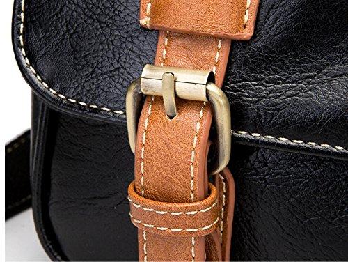 Los Bolsas Bolsas Hot Moda De De Nueva Hombres De Bolsos Meaeo Hombro Impermeable Negocios 6RaRq