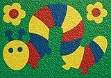 Lauri Crepe Rubber Puzzles - Caterpillar