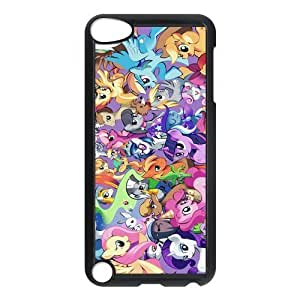 1pc Plastic Snap On Case Cover Skin For ipod touch 5, My Little Pony ipod touch 5th Covers