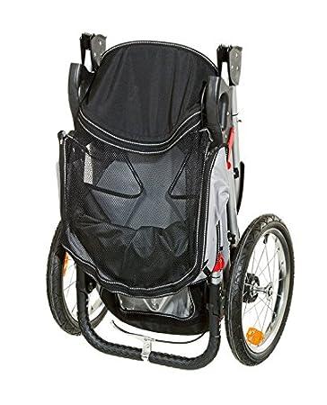 Karlie 31616 Carrito para Paseo Sport Buggy Teflón, Negro y Gris: Amazon.es: Productos para mascotas