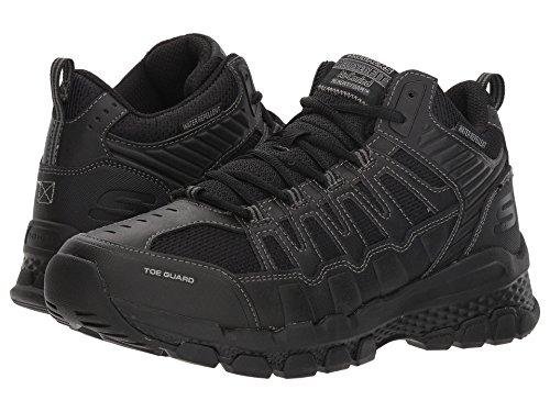 [SKECHERS(スケッチャーズ)] メンズスニーカー?ランニングシューズ?靴 Outland 2.0 Girvin Black/Black 13 (31cm) D - Medium
