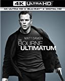 The Bourne Ultimatum (4K Ultra HD + Blu-ray + Digital HD)