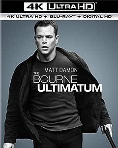 The Bourne Ultimatum [Blu-ray]