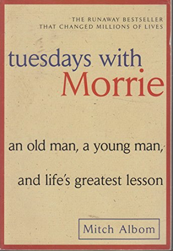 tuesday with morrie dissertation conclusion