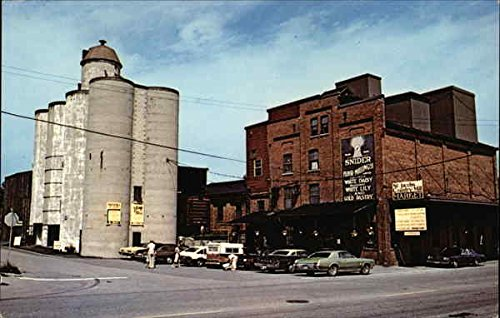 St. Jocobs Country Mill Market St. Jacobs, Ontario Canada Original Vintage - Mills Gift Card Ontario