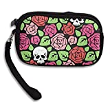 Zipper Change Purse Coin Wallet Card Holder Portable Purse Pouch Bag