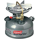 Coleman Camping Stove | Sportster II Dual Fuel Backpacking Stove, 1-Burner Review